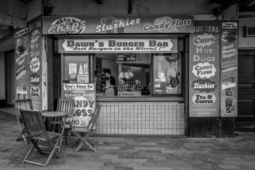 Derek Gould Dawn's Burgers