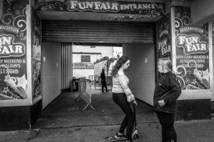 Derek Gould Meet at the Funfair
