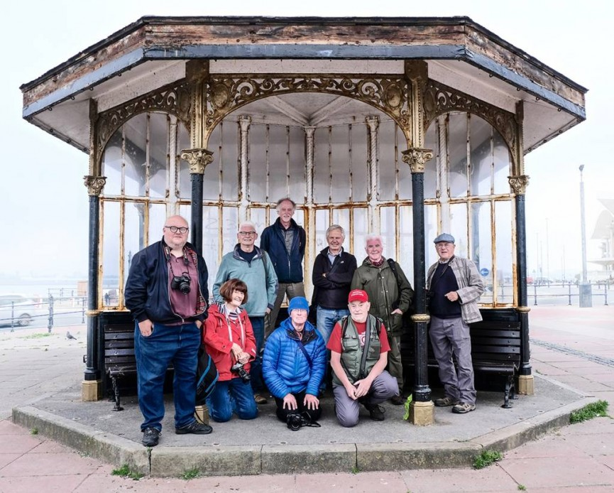 Irene Drummond New Brighton Group