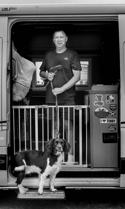 Irene Drummond One man and his dog Mono