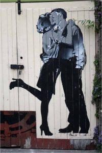 John Thomson The Lovers' Door