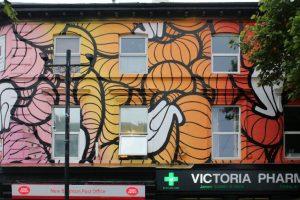 Paul Hamilton Street Art 1