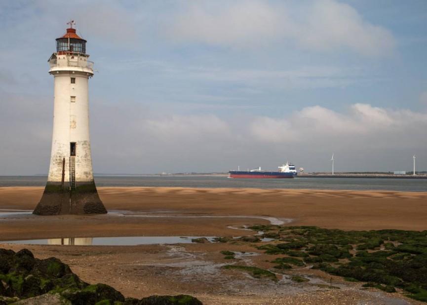 Peter Tormey Perch Rock Lighthouse