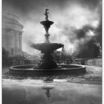 Commended is 'Fountain Rain'