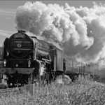 Commended is 'Tornado Storming East Lancashire Railway'