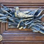Door Detail, Parma, Itlay