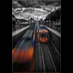 15 Sheffield Super Trams