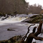 20 Waterfall River Spey