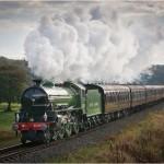 27 Mayflower East Lancs Railway