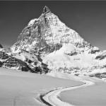 27 Snow Trail To The Matterhorn