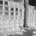 31 Ice blast fence
