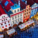 64 COLOURFUL TOWN