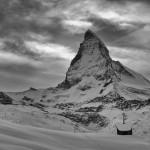 Matterhorn after sunset