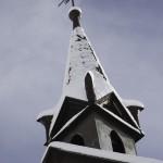 Rifflealp church tower