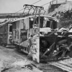 Snowplough train