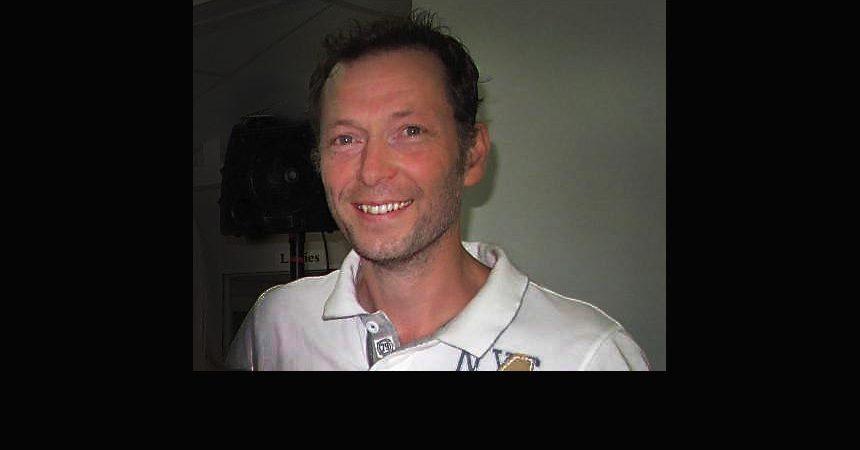 Tom Jeffers portrait