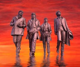 They Can Walk on Water by Dave Harding