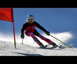 Giant Slalom by John Thomson