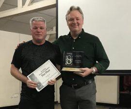 Ian Kemp and Paul Gallagher