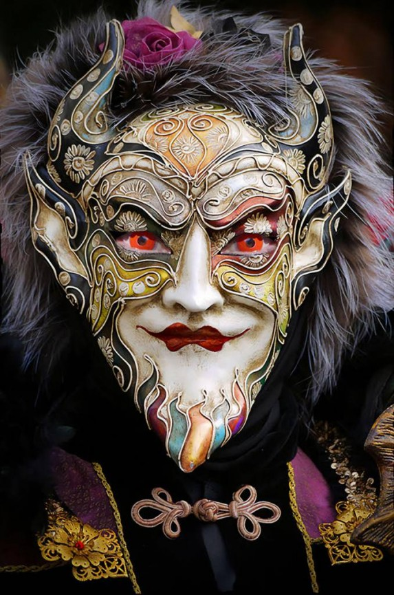 2nd place colour - Carnivale by Mal Holmes