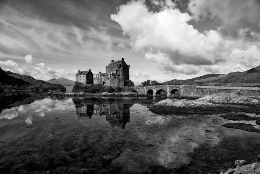 Eilean Donan Castle by Phil Dudley - Commended