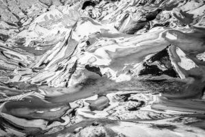 Glacier by Derek Gould