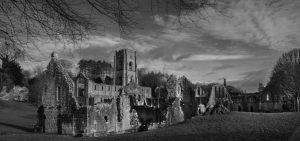 Fountains Abbey by Alan Cargill
