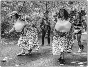 Highly Commended - Carnival Dance by Martin Reece ARPS