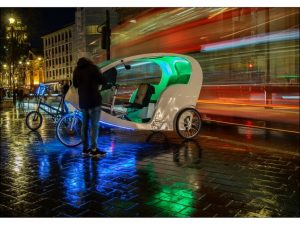 London Transport by Alan Shufflebotham