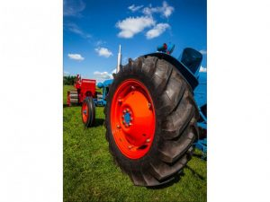 Highly Commended - Tractor by Martin Reece ARPS