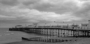 Commended - Worthing Pier by Alan Cargill