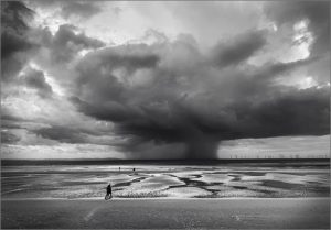 2nd Place - Storm Approaching Crosby by Barbara Green