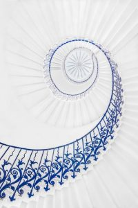 Highly Commended - Spiral by Christine Lowe LRPS