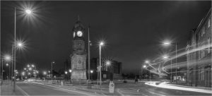 Picton Clock Roundabout 2 by Ed Foy